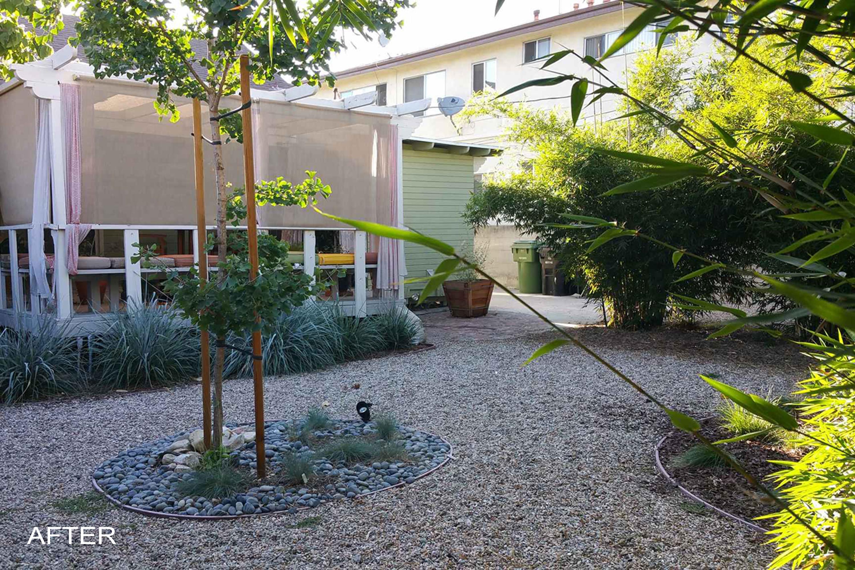 Eagle Rock garden  after_cp