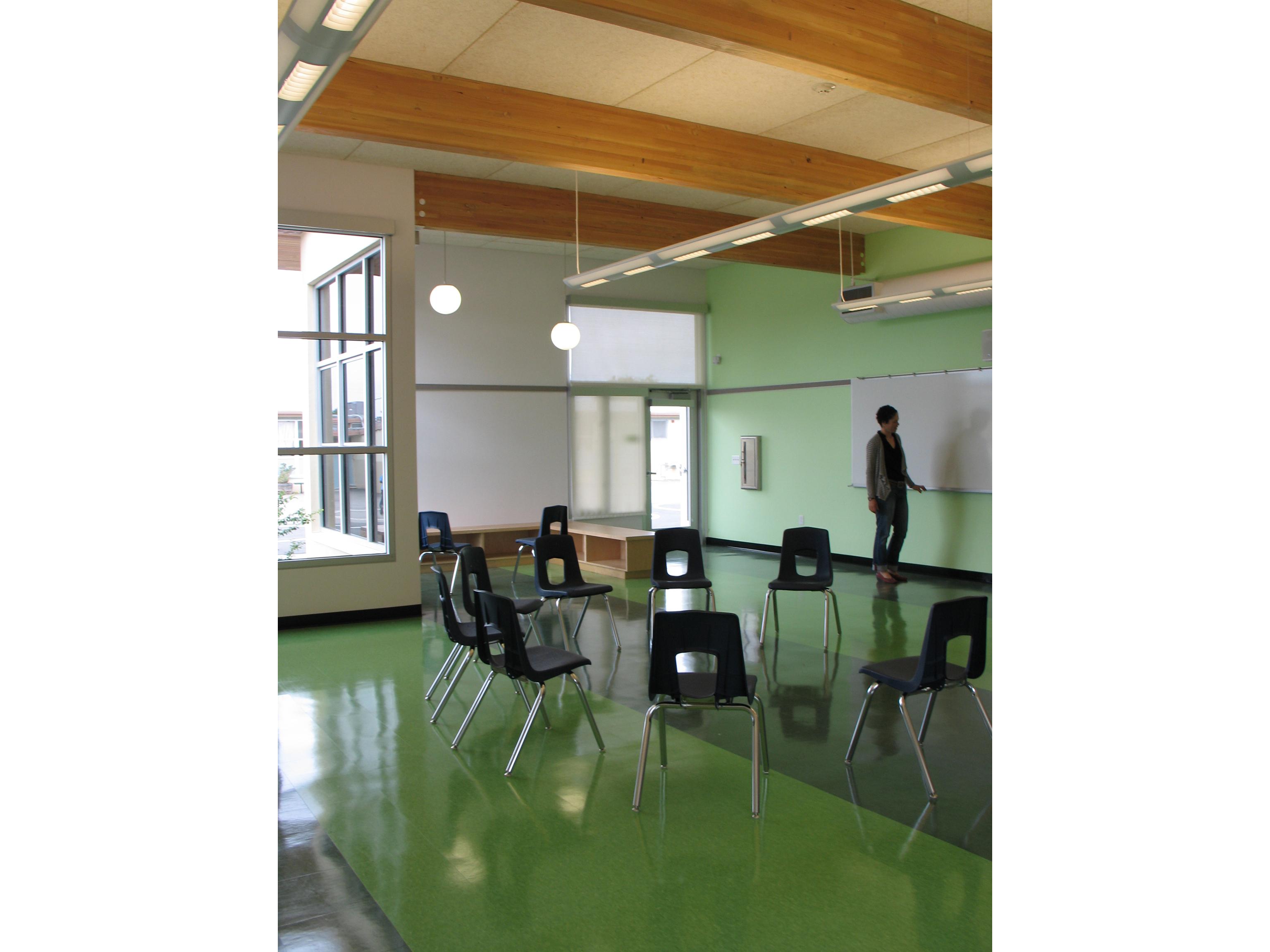 Hillside classroom2