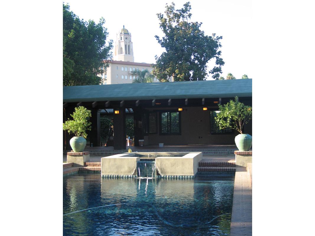 Pasadena Pool House 5
