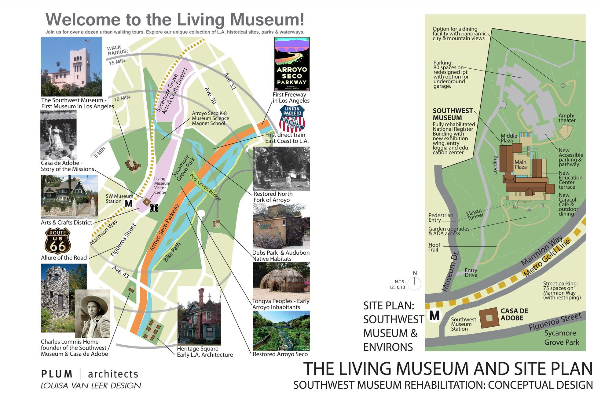24×36 living museum – site plan copy