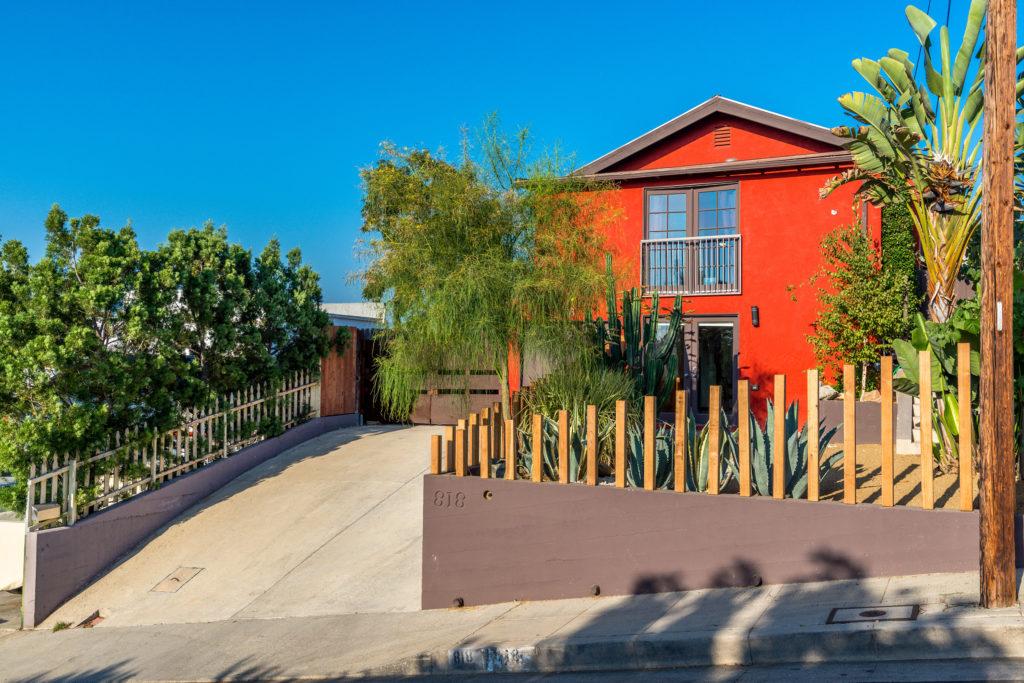 ADU Highland Park Residential Architect Hillside Contemporary Basement Conversion