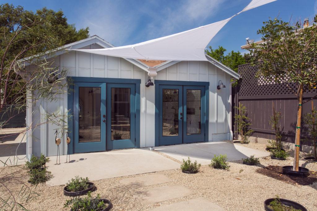 ADU Award Winning Garage Conversion Garvanza Highland Park Historic HPOZ Residential Architect